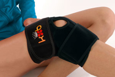 ColdCure® Knee Wrap